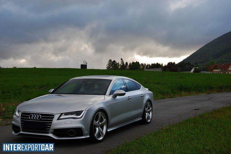 Audi A7 S Line,Acc,Webasto,F-VAT23%