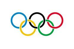 Drapeau olympique — Wikipédia