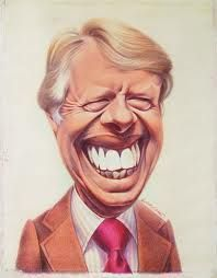 Jimmy Carter  (Caricature) Dunway Enterprises: http://dunway.com - http://masterpaintingnow.com/how-to-draw-everything?hop=dunway