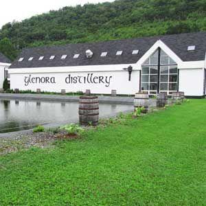 La distillerie Glenora: l'un des meilleurs attraits touristiques de Cap-Breton..