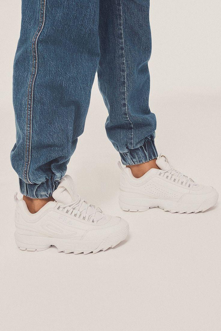FILA Disruptor 2 Premium Mono Sneaker | Urban Outfitters