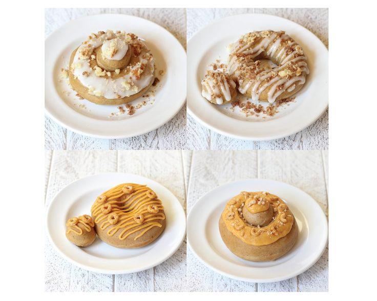 Doughbar Doughnuts - protein - git
