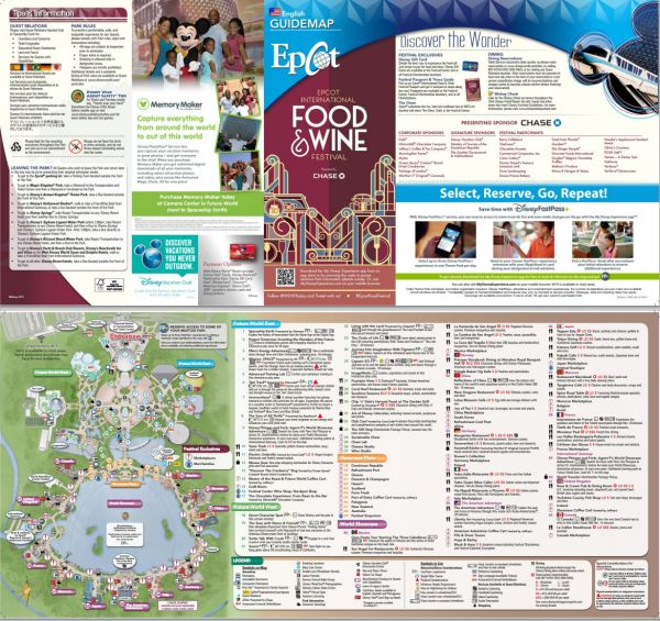 Complete overview of Epcot's Food and Wine Festival in 2015 | WDW Prep School