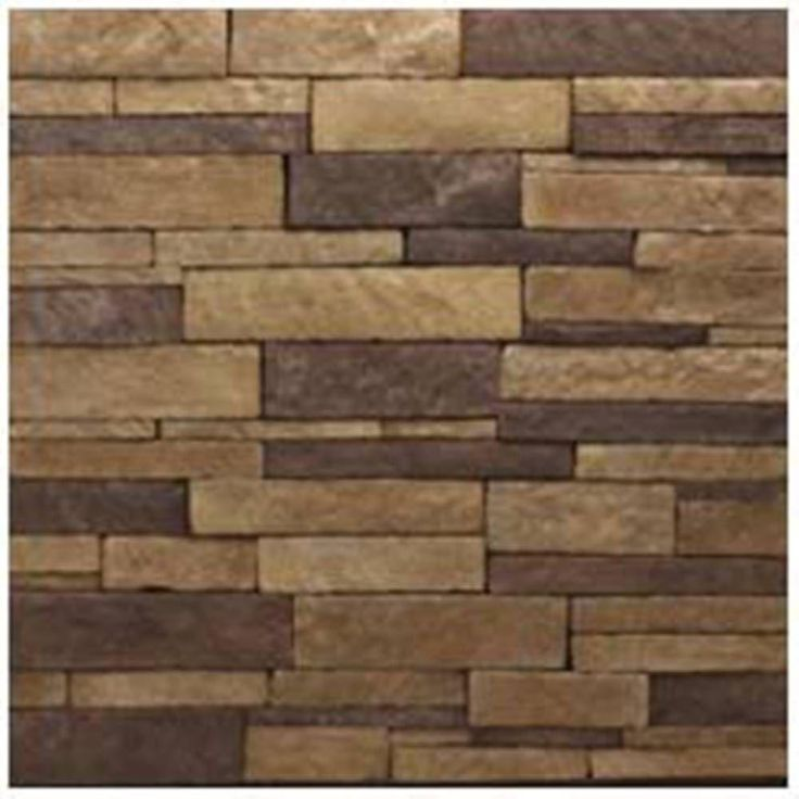 Stacked Stone Winslow Corners 100 lin. ft. Bulk Pallet Manufactured Stone