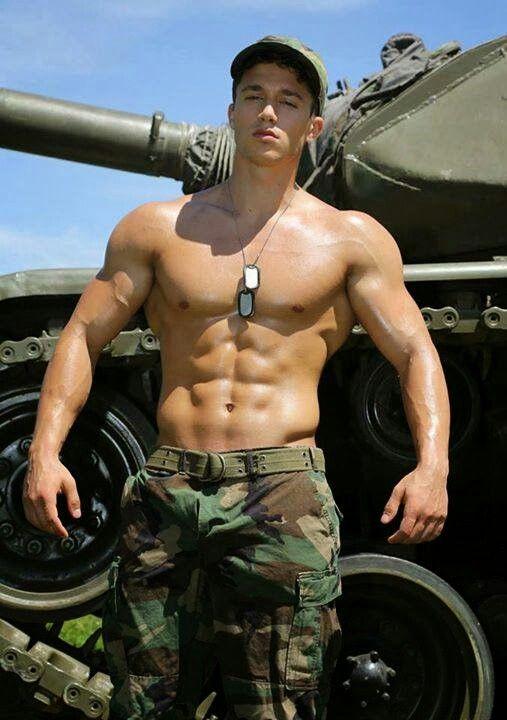 Hot Militære Dudes