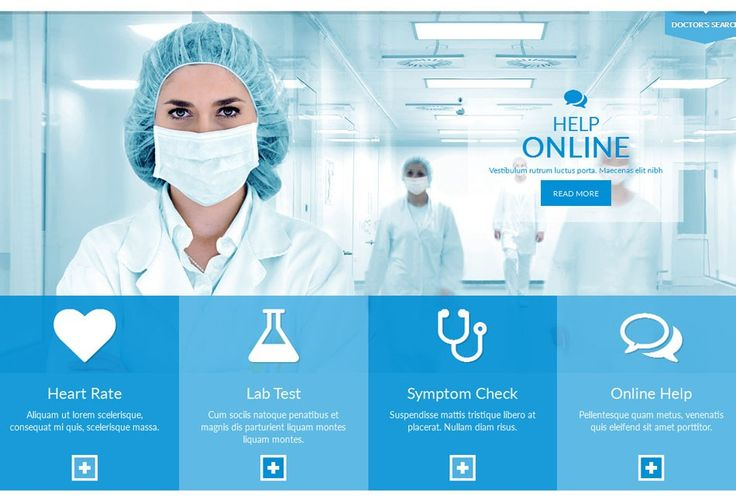 Best Medical Website Design and WordPress Themes