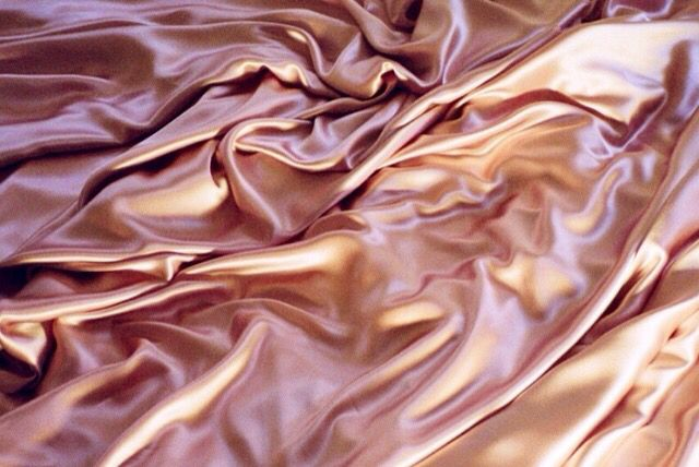Silk sheets, or satin