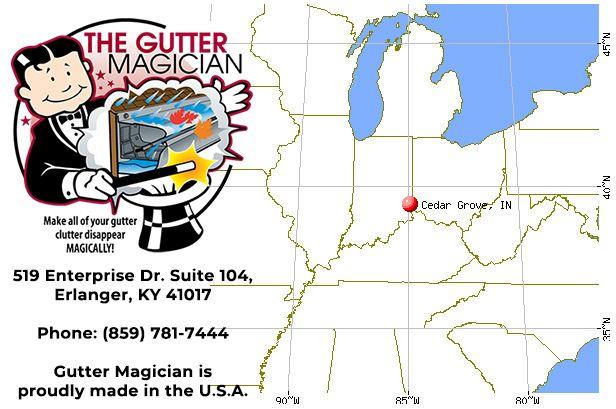 Gutter Magician Ky