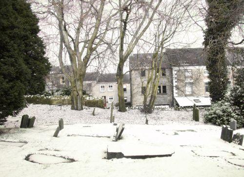art and ghosts' winter: via 'decor8blog'Ghosts Blog