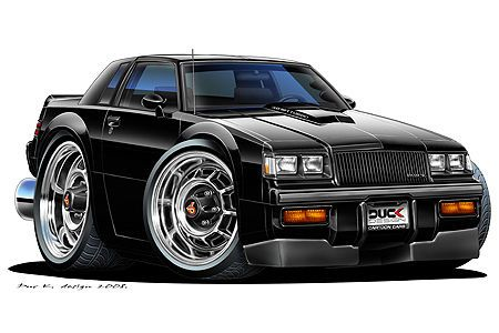 1987 Buick Grand National GNX Turbo