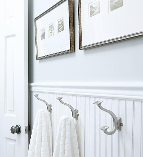 M s de 25 ideas incre bles sobre ganchos para toallas en for Ganchos para bano