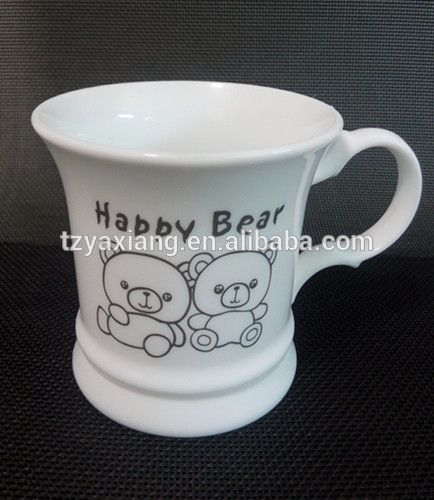 380ml plastic coffee cup with handle
