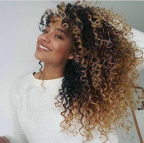 47 Ombré Hair Em Morenas: Fotos E Passo a passo Pra Fazer!