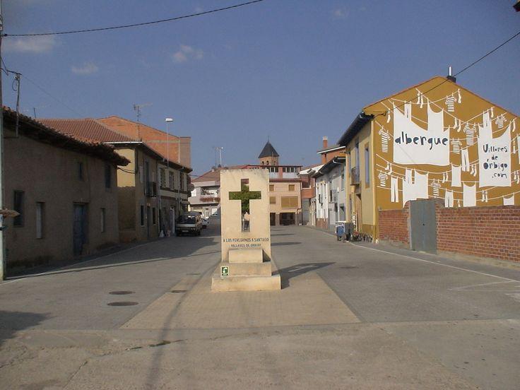 Villares de Órbigo, León, Camino de Santiago