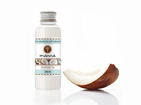 Organikus szűz kókuszvaj-100%-ban tápláló, tiszta, illatos finomság | Mannaszappan