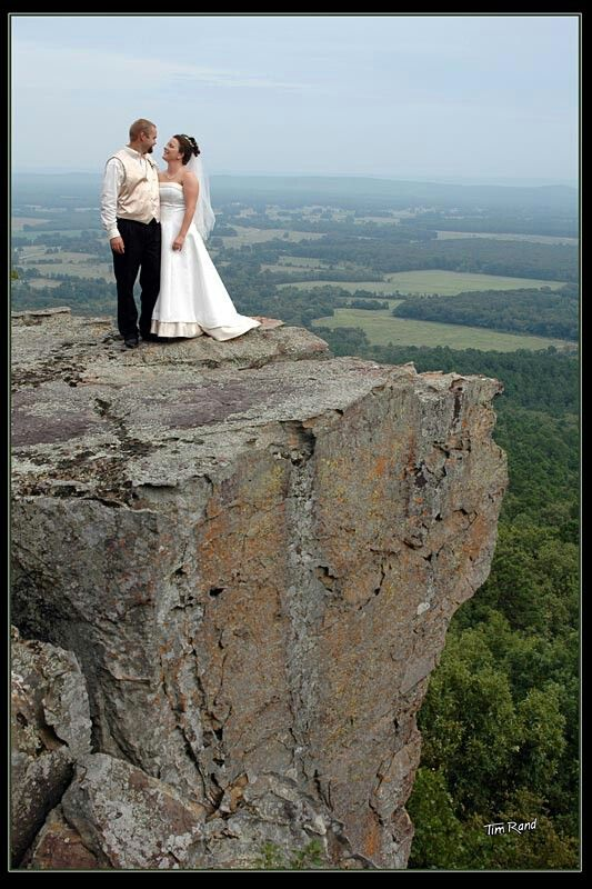 Petit Jean Mountain Wedding Arkansas | Fun Wedding Stuff ...
