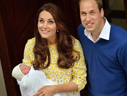Megszületett Vilmos és Katalin második gyermeke