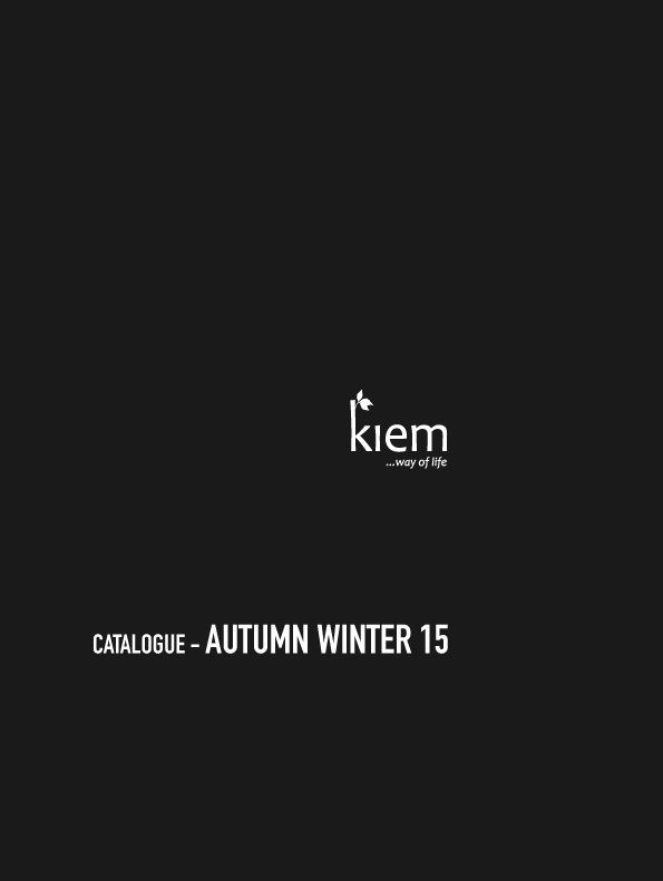 Autumn / fall - winter catalogue of kiem. for homedecor, decoration, DIY and home and kitchen textiles. | www.kiem-wayoflife.com