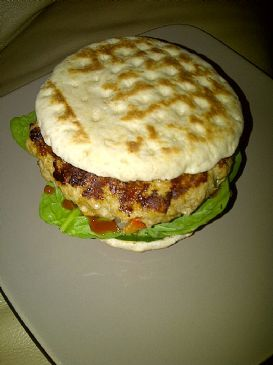CHICKEN BURGER PATTIES Recipe