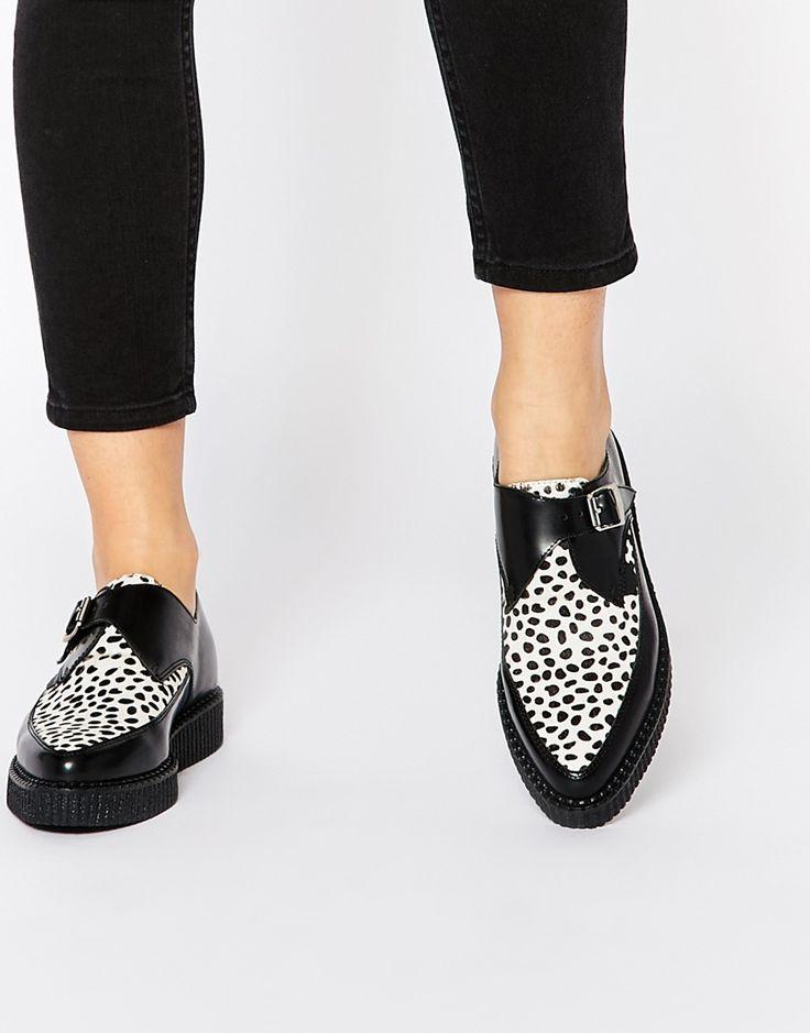 Image 1 of Underground Apollo Leopard Creeper Shoes