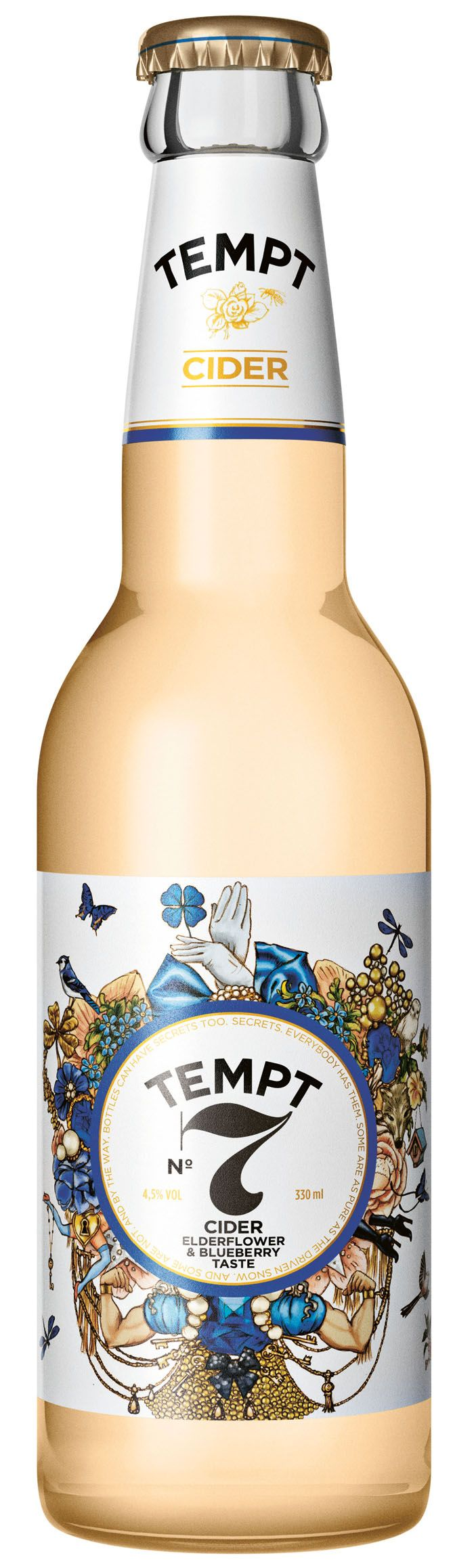 "Tempt Cider  www.LiquorList.com  ""The Marketplace for Adults with Taste"" @LiquorListcom   #LiquorList"