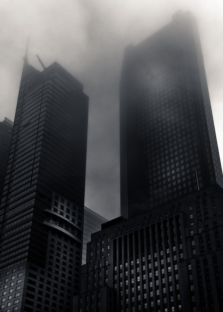 Downtown Toronto Fogfest No 2