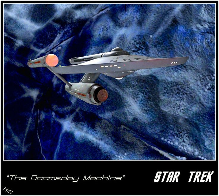 """The Doomsday Machine"" - Star Trek(TOS)"