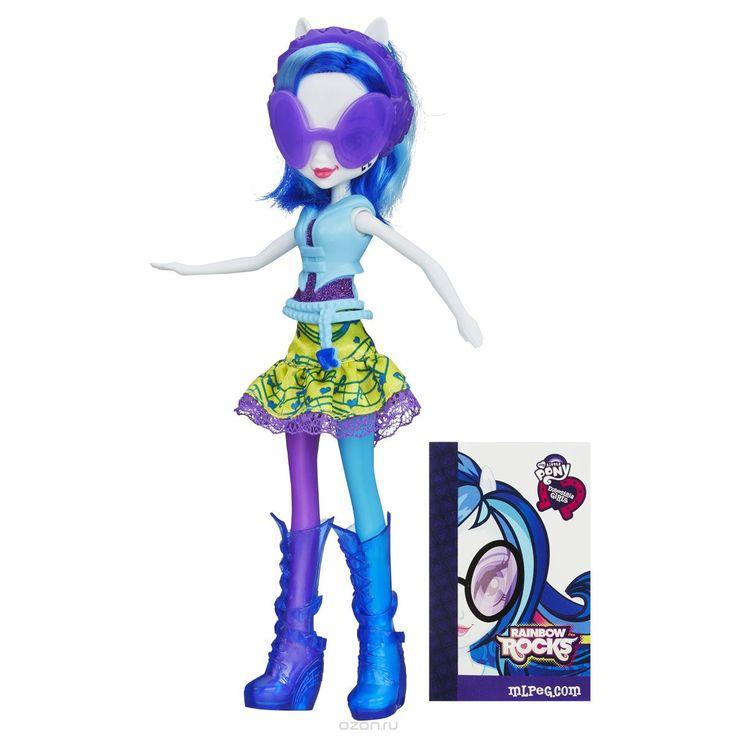 My Little Pony Кукла Rainbow Rocks Диджей Пон-3