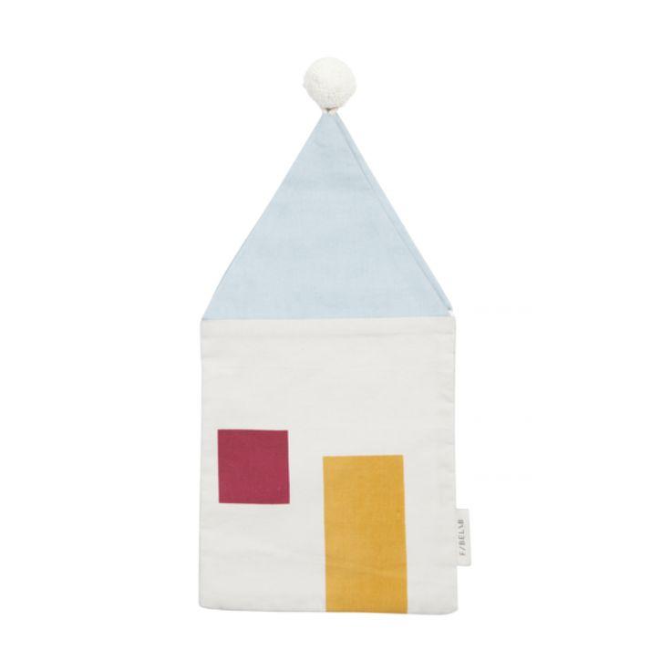 Υφασμάτινη τσάντα δώρου - Σπίτι Χριστουγεννιάτικα Δώρα