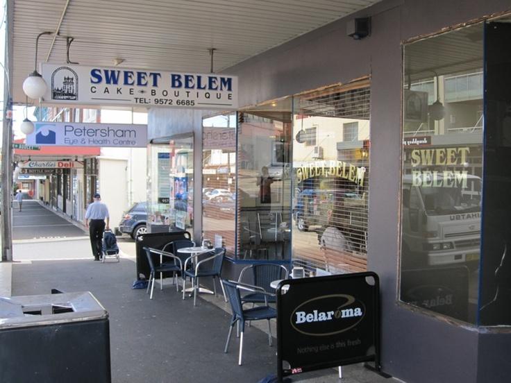 Sweet Belem, Petersham