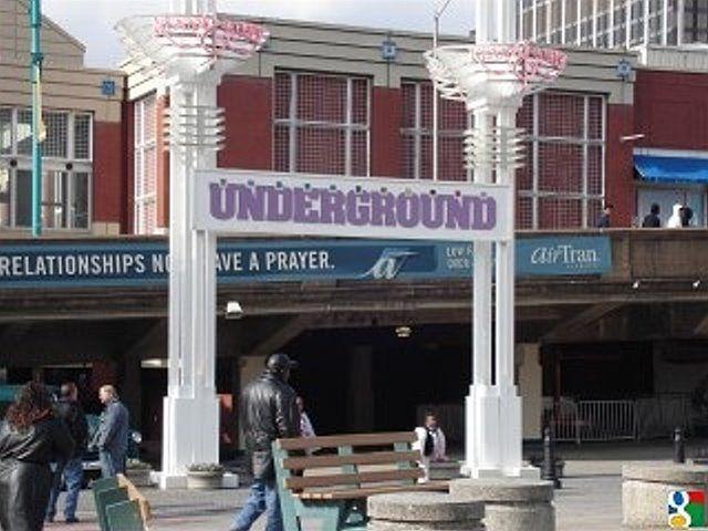 Atlanta  Underground Atlanta