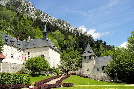 couvent des Chartreux à St Pierre de Chartreuse