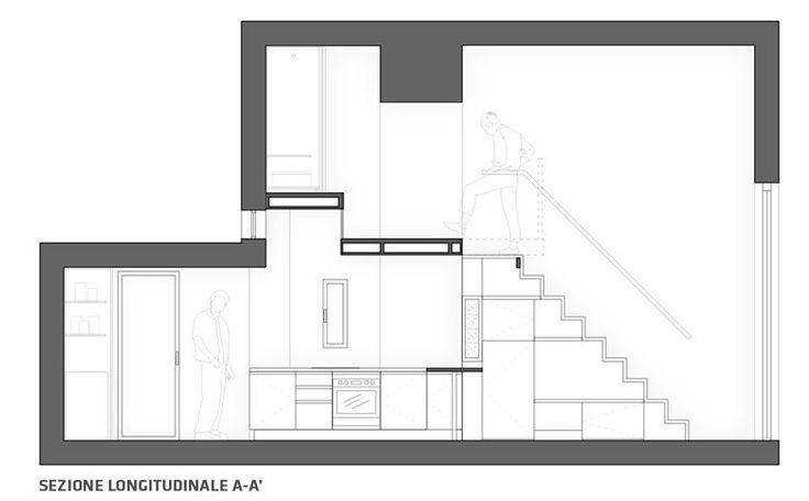 Homs Studio Rome, Roma, 2016 - D'A+M, D'A+M Architetti