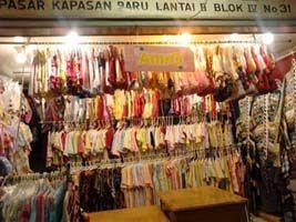 Pasar Grosir Kapasan Surabaya