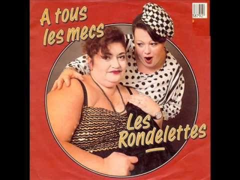 Les Rondelettes - A tous les mecs (1990)
