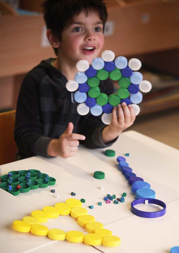 Clip it: un outil pédagogique qui développe la motricité fine et la créativité des enfants, tout en les sensibilisant aux enjeux environnementaux. Livret d'activités à destination des enseignants maternelles et CP-CE1.