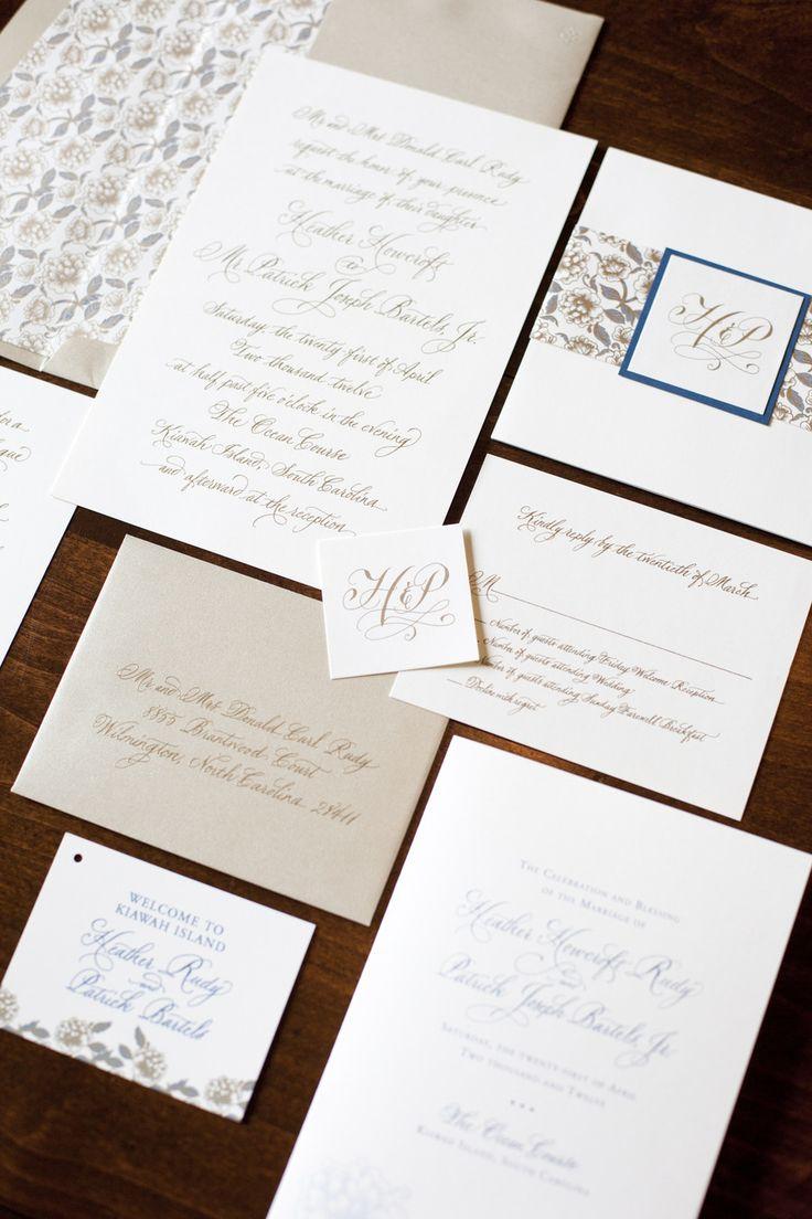 wedding invitations map%0A Ocean Course Kiawah Island Wedding