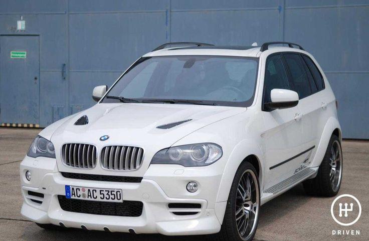 2008 AC Schnitzer BMW X5 Falcon