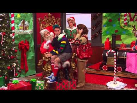 ▶ Studio C - A Very Hyper Holiday - YouTube I love Kyle so much