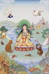 """""""Moim życzeniem jest, by medycyna tybetańska rozprzestrzeniła się jak nieskończony bezkres nieba i przyniosła pożytek wszystkim istotom"""". Yutok Yonten Gonpo"""
