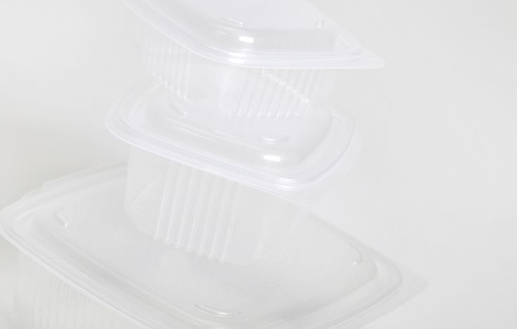 Vaschetta trasparente per microonde - Imballaggi Alimentari Roberto Ridolfi srl