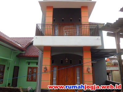 rumah dijual, lokasi Jogokaryan Yogyakarta