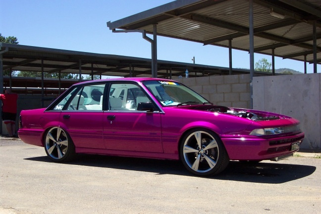 Holden Commodore VL