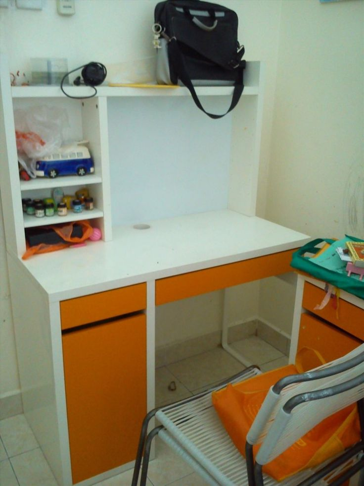 Study Desk Ikea