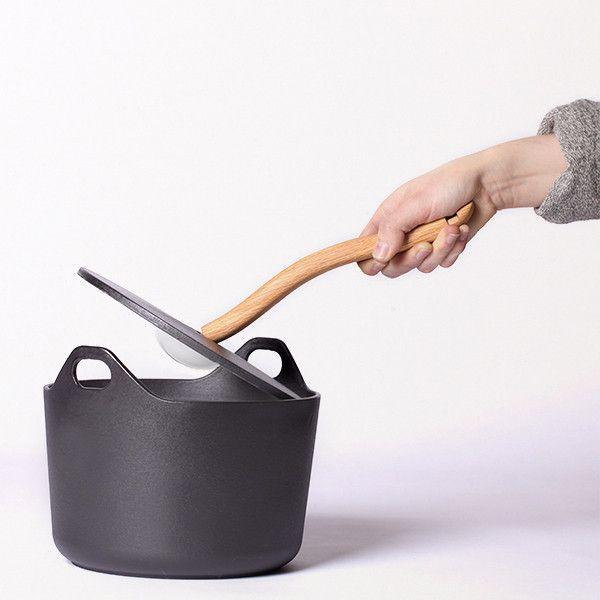 Best Made Company — Sarpaneva Cast Iron Pot (3 quart)