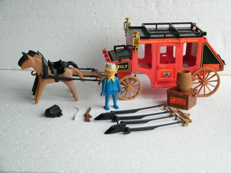 Postkutsche Playmobil
