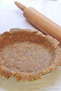Gluten Free Almond Pie Crust