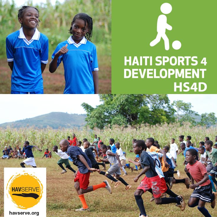 April 6 International Day of Sport for Development and Peace. The HS4D program promotes #sportsmanship and #team building among the area's #youth. HS4D serves as a powerful incentive for #student retention in the five elementary #schools that #HavServe supports #IDSDP2017 #health #wellbeing #sports #development #peace #Haiti Like