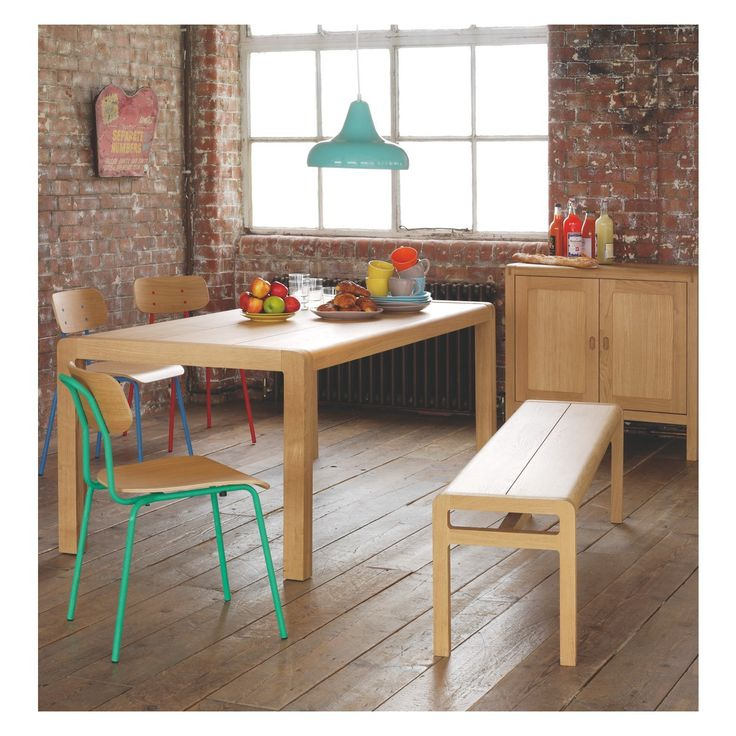 25+ best ideas about Solid Oak Dining Table on Pinterest | Wood ...