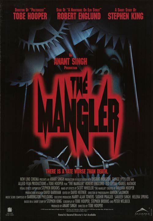 The Mangler (1995) Review   Horror Movie